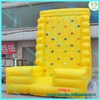 Wholesale Hot Inflatable Climbing Wall from china suppliers