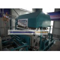 China 220V / 60 HZ Waste Paper Egg Crate Making Machine Low Noise For Commodity / Food on sale