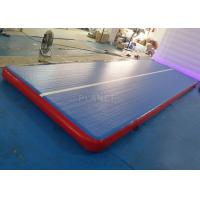 Wholesale Durable Inflatable Gymnastics Air Floor Cheerleading Inflatable Mat For Training from china suppliers