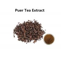 Wholesale 100% Organic Puer Tea Extract Powder Anti - Bacteria For Cosmetics / Food from china suppliers