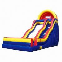 Wholesale Giant Inflatable Water Slide/Huge Inflatable Wet Slide, Inflatable Playgrounds for Outdoor from china suppliers