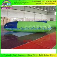 Wholesale Best Quality Free Shipping  Jump Water Toys/Water Trampoline Inflatable Water Blob from china suppliers