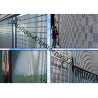 Decoration Feature Architectural Metal Screen Woven With Stainless ...