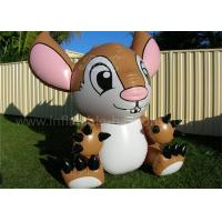 Wholesale Cartoon 0.2mm PVC Inflatable Products Giant Lovely Inflatable Stitch from china suppliers