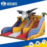 Wholesale CE certificates inflatable jumping slide from china suppliers