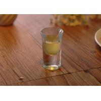 Quality Thick Wall Tall Shot Glass for sale