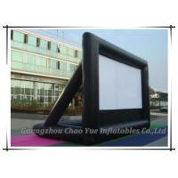 Wholesale Hot Sale OEM Advertising Outdoor Backyard Inflatable Movie Screen(CY-M1673) from china suppliers