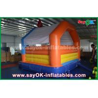 Wholesale Baby air bouncer inflatable trampoline , happy hop bouncy castle from china suppliers