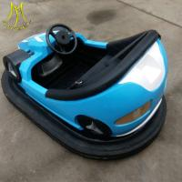 Wholesale Hansel  Battery operated electric swing bumper car  playground equipment manufacturing from china suppliers
