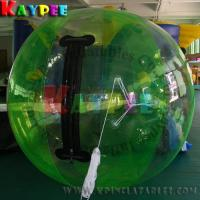 Wholesale Colour water ball,TIZIP zipper inflatable ball, water game Aqua fun park water zone KWB005 from china suppliers