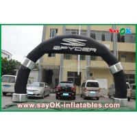 Wholesale Full Color Print Direct Inflatable Arch Welcome / Start / Finish Line Entrance Archway from china suppliers