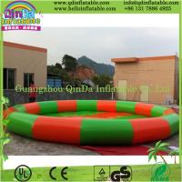 Wholesale Above Ground Portable Swim Pool Inflatable Pool for sale from china suppliers