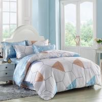 Wholesale Cuztomized Color Silk Luxury Home Bedding Sets , Queen Size / Full Size Bed Sets from china suppliers