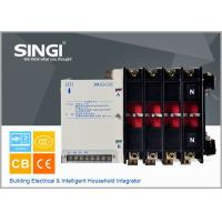 Wholesale GNQ2 Three Section  s Style 4p Pc Type Generator Auto Electric Transfer Switch from china suppliers