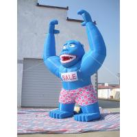 Quality Inflatable advertising gorilla / inflatable advertising monkey / inflatable promotion for sale
