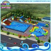 Wholesale Frame Pool, Moving Water Park, Water Park Land Game, Mobile Park, Ground Park from china suppliers
