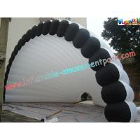 Quality Durable Inflatable Party Tent , Inflatable Stage Cover For Event With 12L x 6W x 6H Meter for sale