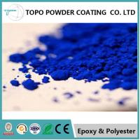 China Office Furniture Thermoset Powder Coating RAL 1016 Color 50mm Coating Thickness on sale