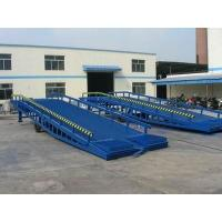 Wholesale Slip Resistant Loading Dock Boards Mechanical Manual Dock Levelers DCQ10-0.55 from china suppliers