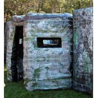 Buy cheap Inflatable Bunker-Command Post from wholesalers