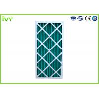 Wholesale Fire Resistant Primary Air Filter Large Air Flow Synthetic Fiber Medium Material from china suppliers