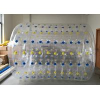 Wholesale TPU Transparent Longevity Inflatable Hamster Balls For Park Water Walking from china suppliers