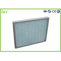Quality G3 Fiberglass Spray Booth Air Filters , Air Purifier Filters Large Ventilation for sale