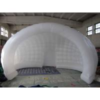 Buy cheap hot sale exhibition promotional inflatable dome from wholesalers