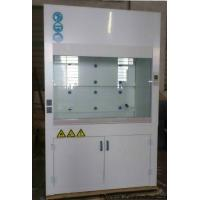 China Laboratory Chemical Exhaust Hood Adjust Air Flow Floor Mounted Type on sale