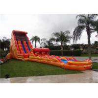China Giant  Super Adventure Inflatable Water Slide Clearance With CE on sale