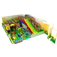 Wholesale attractive big slide school playground equipment kids play area indoor from china suppliers