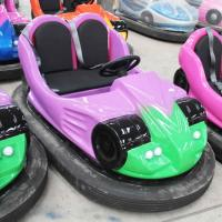 Wholesale 155kg Electric Amusement Bumper Cars / Indoor Bumper Cars Speed 8km/h from china suppliers