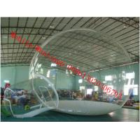 China clear bubble tent for sale , inflatable clear dome tent , clear tent plastic , on sale