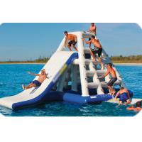 China Excellent Indoor Parenting / Kids Inflatable Water Parks For Climbing on sale