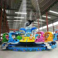 Wholesale Shark Island Ride Amusement Park Rides , Theme Park Equipment from china suppliers