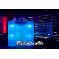 Wholesale Wedding Inflatable Lighting Photo Booth, Led Inflatable Cube Foto Booth from china suppliers