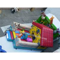Wholesale inflatable farm animals , inflatable farm bounce house , inflatable playground balloon from china suppliers