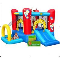Wholesale Funny Carton 4m Commercial Bounce Houses Double And Quadruple Stitching from china suppliers