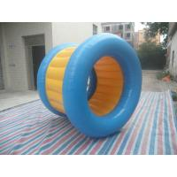 Wholesale 0.9mm PVC Tarpaulin Inflatable Airtight Roller Tube For Water Games from china suppliers