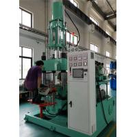 High Speed Vertical 2RT Rubber Injection Molding Machine All In All Out