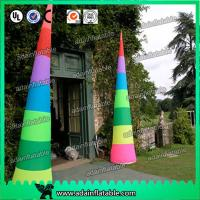 Wholesale Colorful Inflatable Cone Customized For Events Party Decoration from china suppliers
