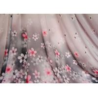 Wholesale Funky Curtain Custom Printed Fabrics Floral Apparel Fabric from china suppliers