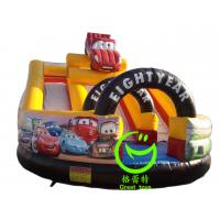 Wholesale Best selling   inflatable car  slide  with 24months warranty GT-SAR-1660 from china suppliers