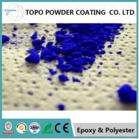 Wholesale Electrostatic Thermoset Architectural Powder Coatings , RAL1024 Heat Proof Powder Coating from china suppliers