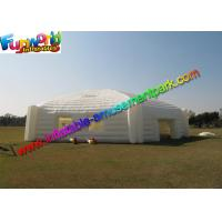 Wholesale Durable Super Giant Inflatable Tent White Air Building Structure For Rent from china suppliers