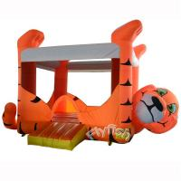 China car inflatable castle on sale