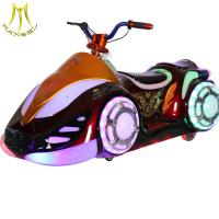 Buy cheap Hansel battery powered motorcycle entertainment park equipment children ride on from wholesalers