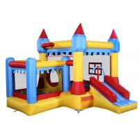 China Colorful Inflatable Bounce House Castle With Plastic Ball For Kids Jumper on sale