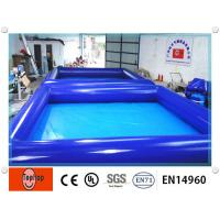 Wholesale Square kids and adults inflatable aqua ball swimming pool for sporting events adult from china suppliers