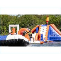 Quality Customized Auti UV Material Water Park Inflatable By Bouncia for sale